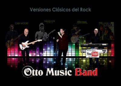 Otto Music Band en Restaurante Sevilla Venta pazo