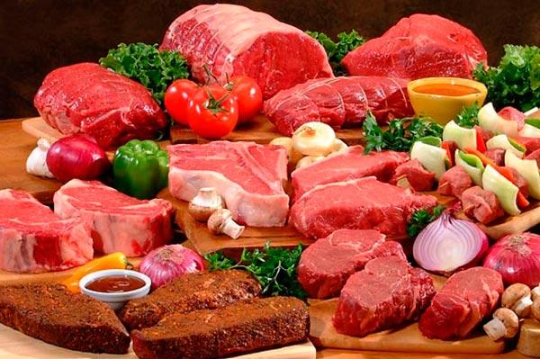 ¿Qué es la carne roja?