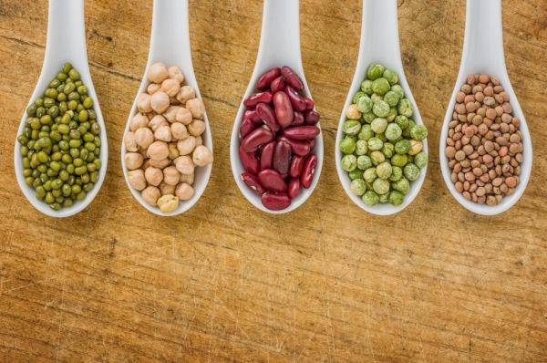 Los grandes beneficios de las legumbres