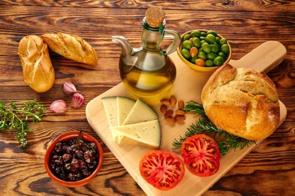 ¿Por qué es tan sana la dieta mediterránea?